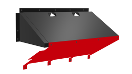 Dual Surface Baffle System